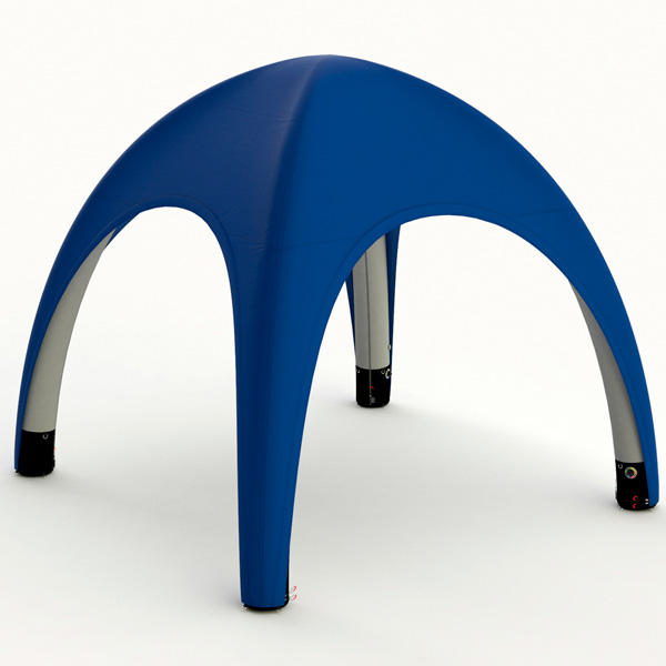 Tienda Inflable 300 a Azul