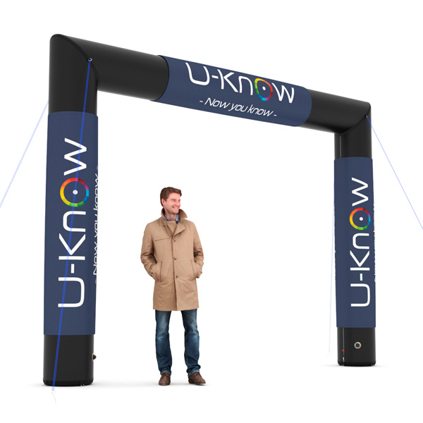 Arco Inflable U-Gate 450