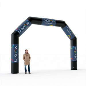 Arco Inflable U-Gate 650